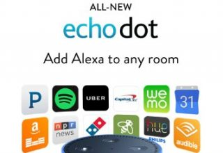 جهاز All-New Echo Dot